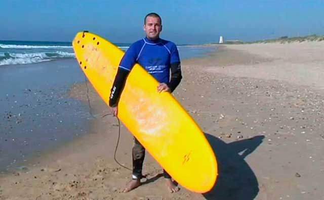 Basic surfing equipment