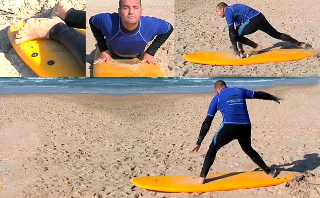 Get up and surf