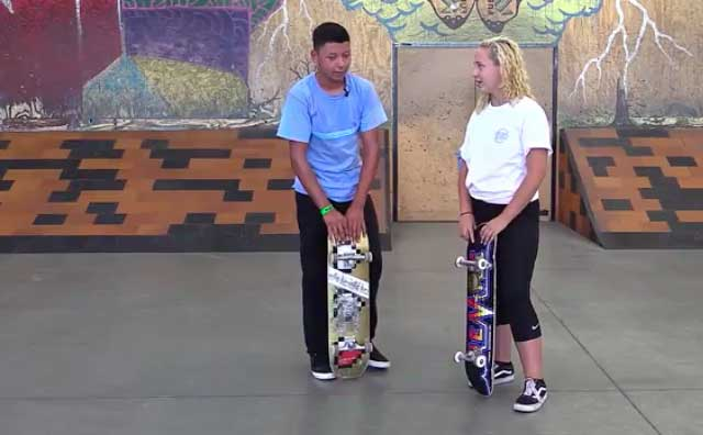 How to ride skate, beginners. Get the equipment